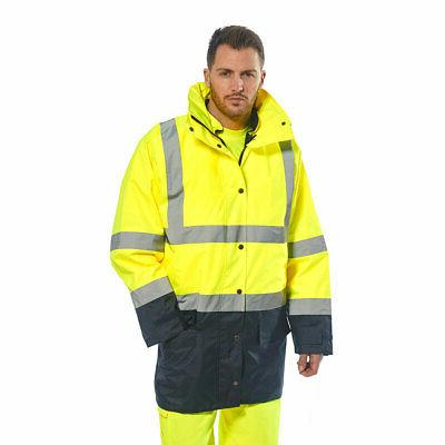 hi vis executive 5 jackets in 1