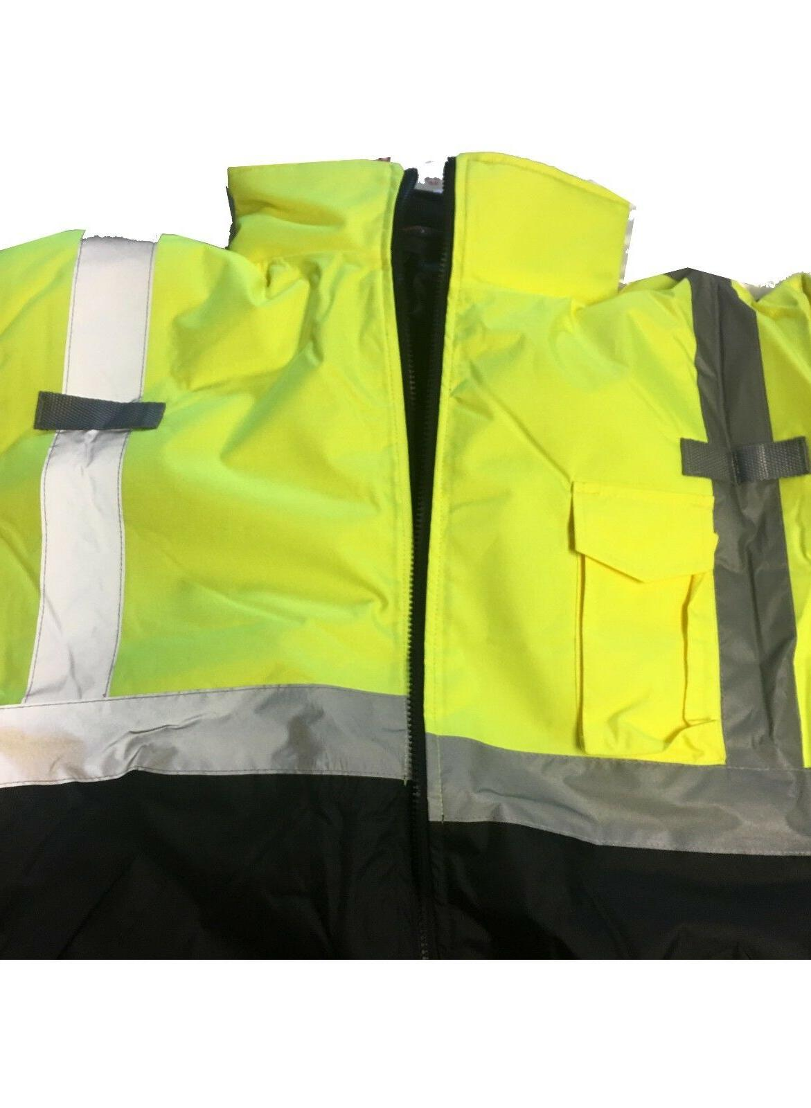 Hi Insulated Safety Bomber Work HIGH