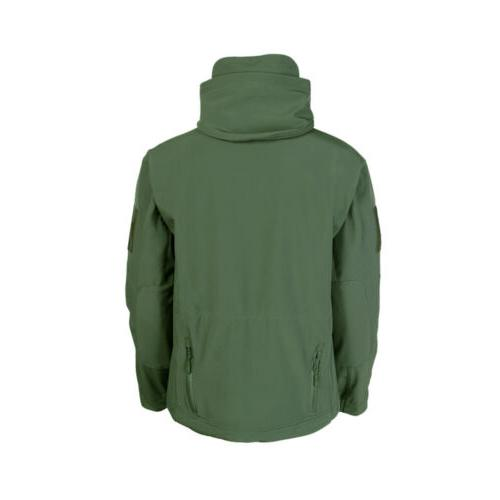 Hot TAD Outdoor Softshell Military Men Army !