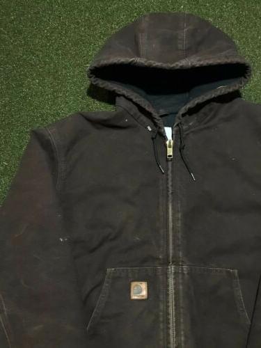 Carhartt Flannel Lined Jacket