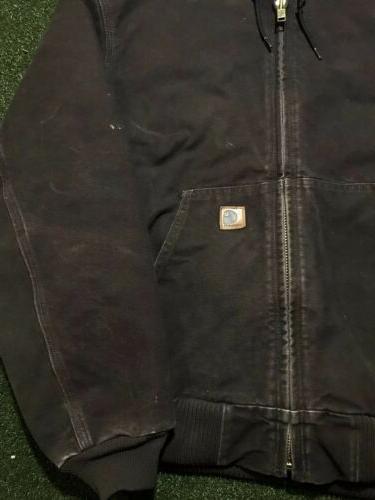 Carhartt Flannel Active Jacket