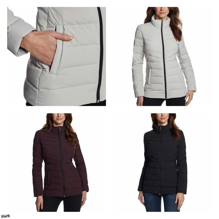 ladies 4 way stretch jacket select color