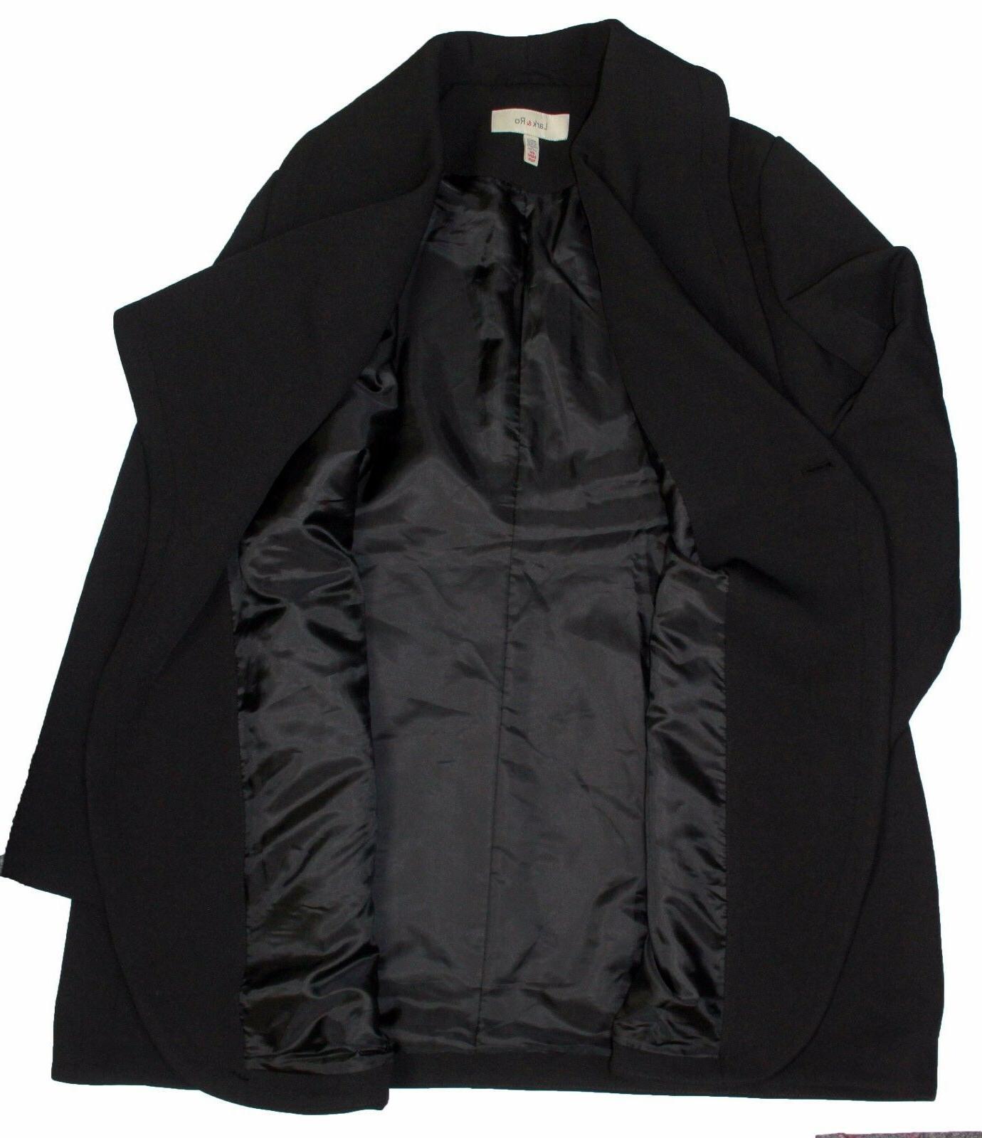 Lark Fashion Coat Jacket 2X