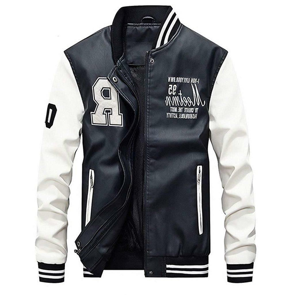 Lavnis Faux Jacket Collar Slim Fit