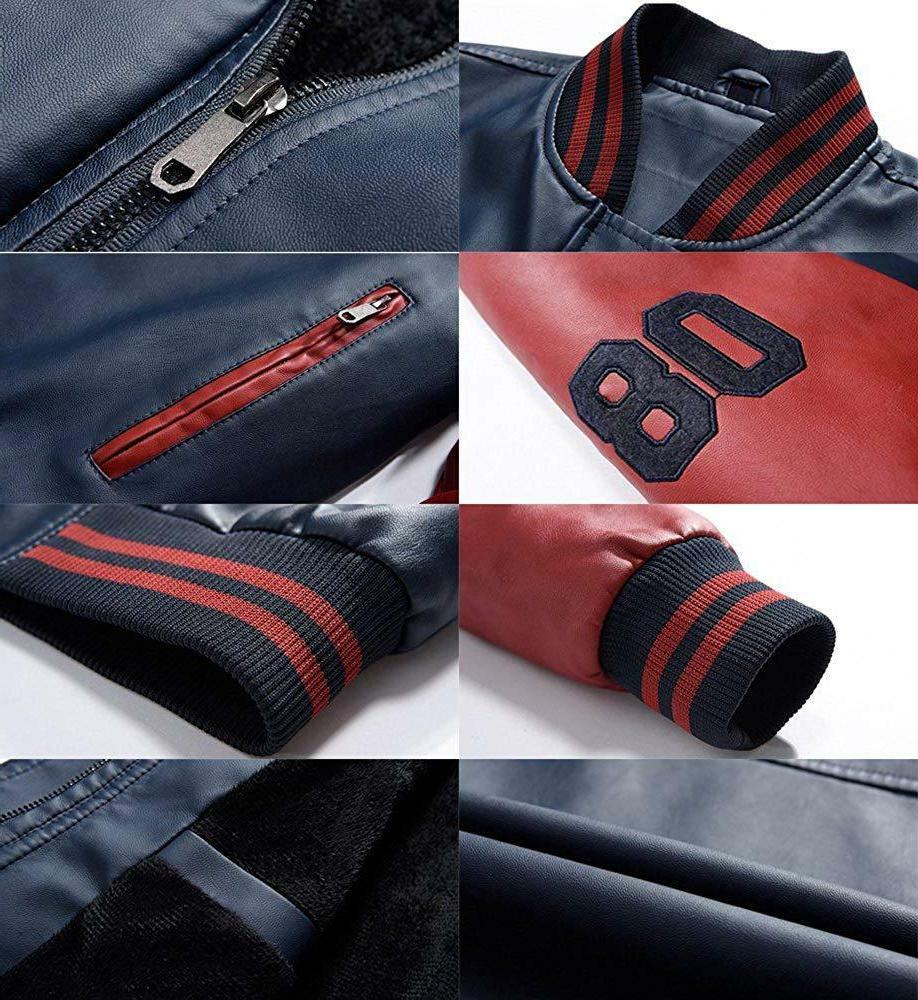 Lavnis Faux Jacket Collar