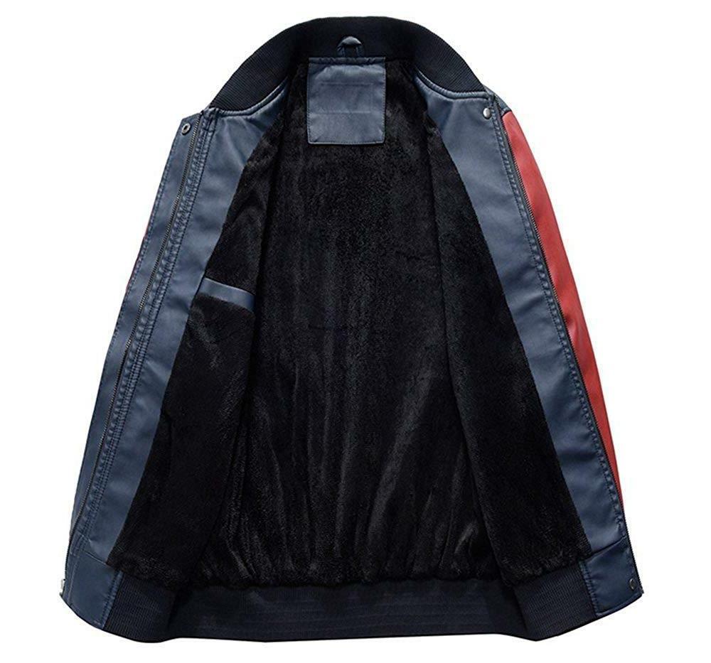 Lavnis Faux Jacket Collar Fit