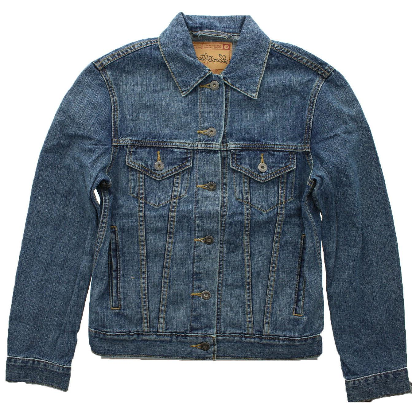 Levi's Jean Jackets, Levi Strauss Signature Denim