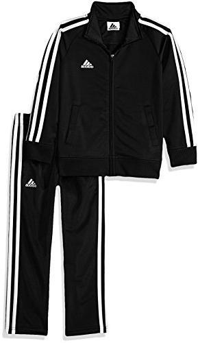 little tricot jacket pant set