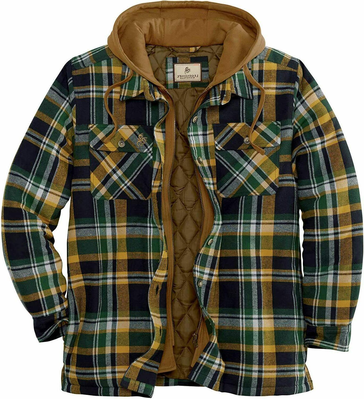 Legendary Maplewood Hooded Shirt To