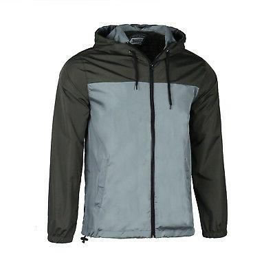 Men Water Lightweight Sports Jacket