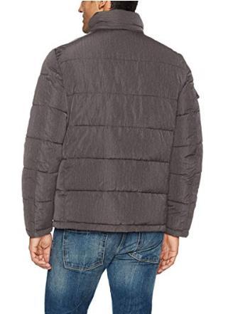 Calvin Klein Men's Down Puffer Jacket Bib Hood,Medium,NWT