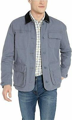Goodthreads Men's Barncoat, Black, Medium, Slate Grey, Size