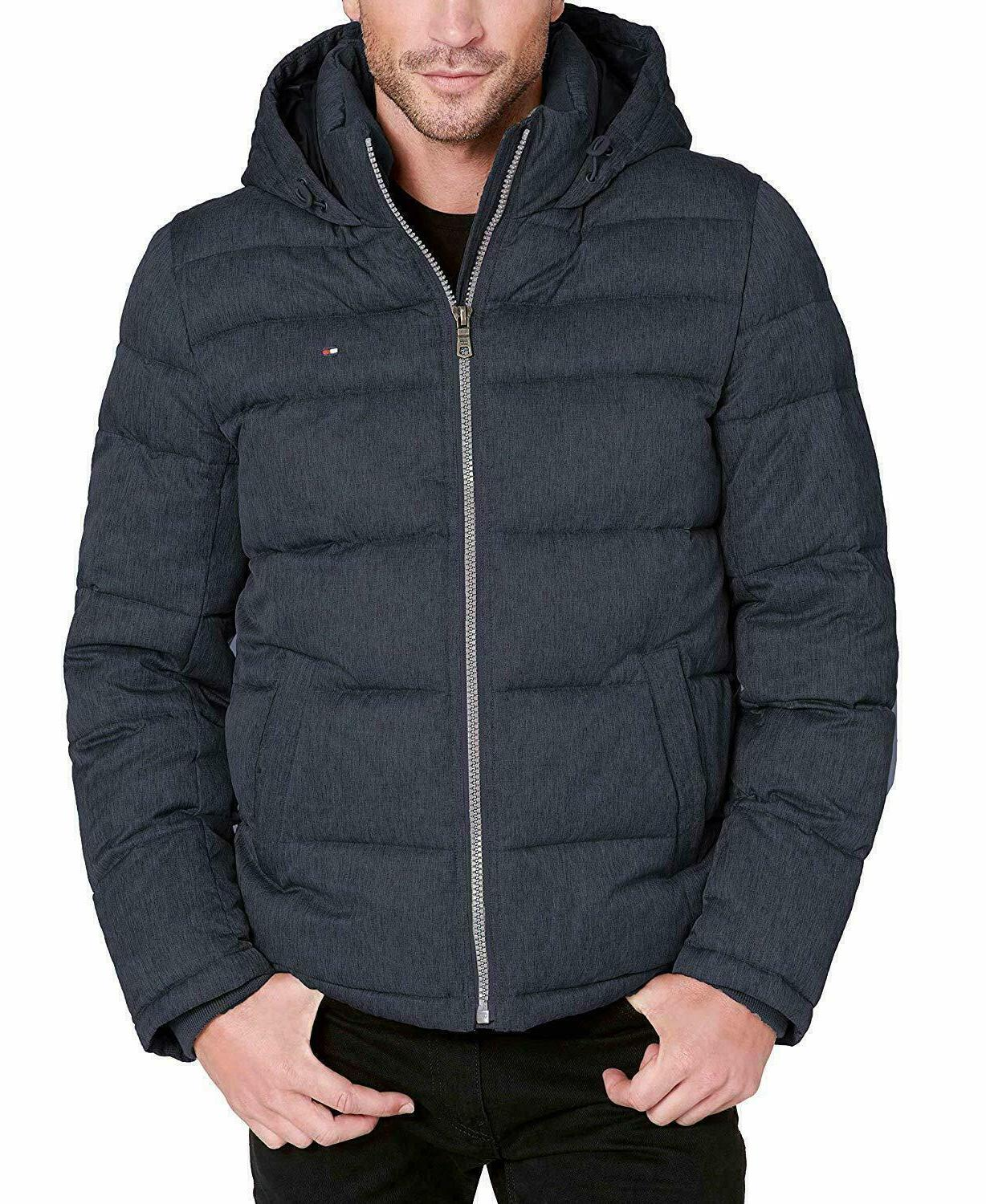 men s big and tall classic hooded