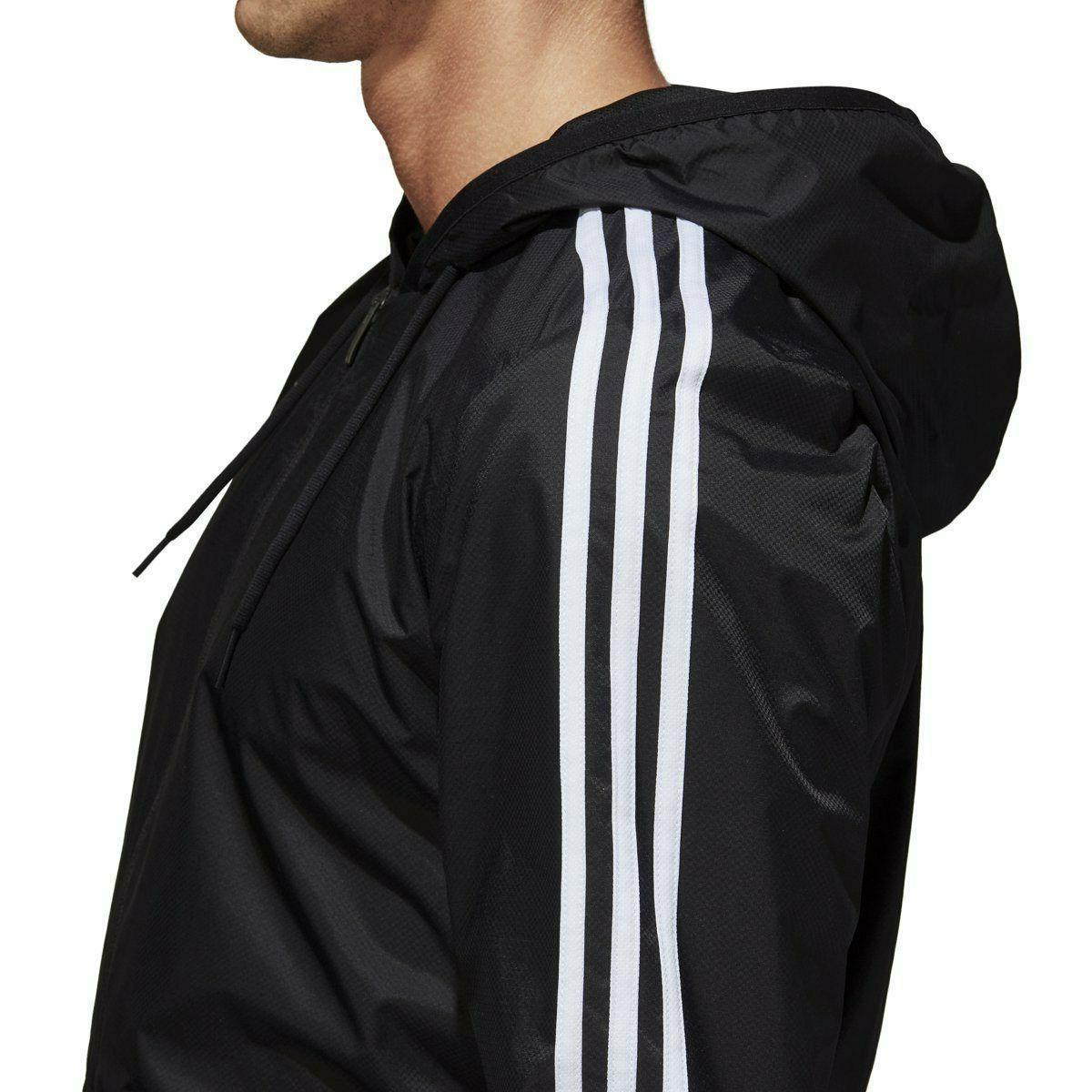 Adidas Wind Jacket White BS2232 S,M,L,XL