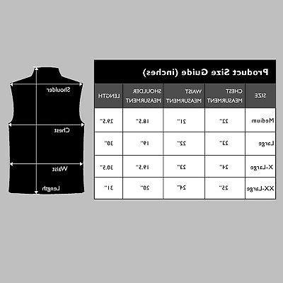 Men's Zip Outerwear Puffer Jacket