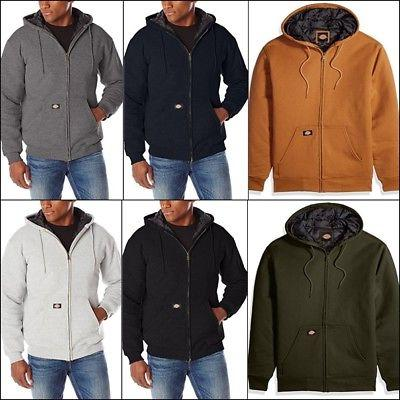 men s heavyweight quilted fleece winter warm