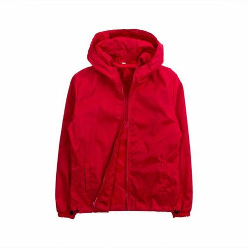 US Men ZIPPER Jacket