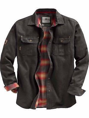 men s journeyman rugged shirt jacket