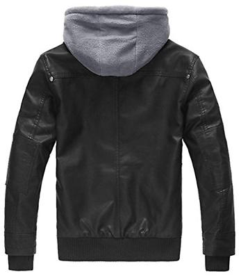Wantdo with Removable Hood XXXX-Large Black