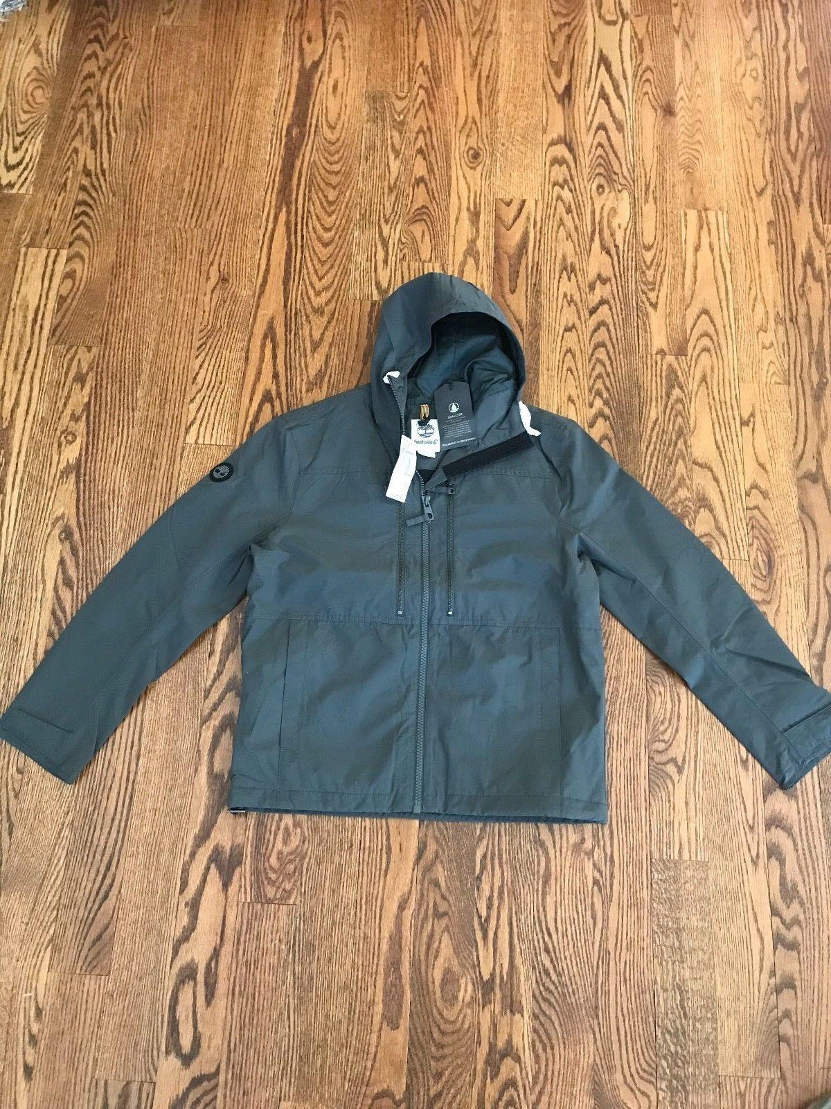 Timberland Men's Ludlow Mountain Waterproof Hiker Jacket NWT