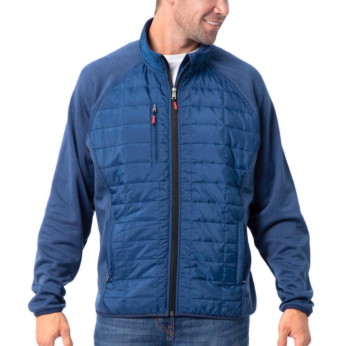 Orvis Men's Mixed Full Jacket