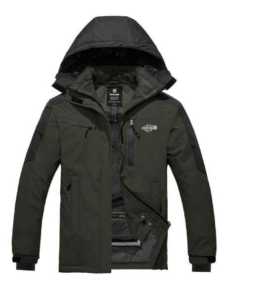 men s mountain jacket waterproof winter ski