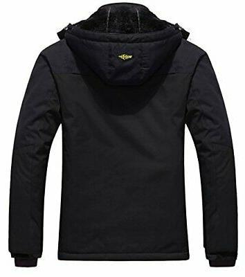 Wantdo Ski Windproof Jacket Black
