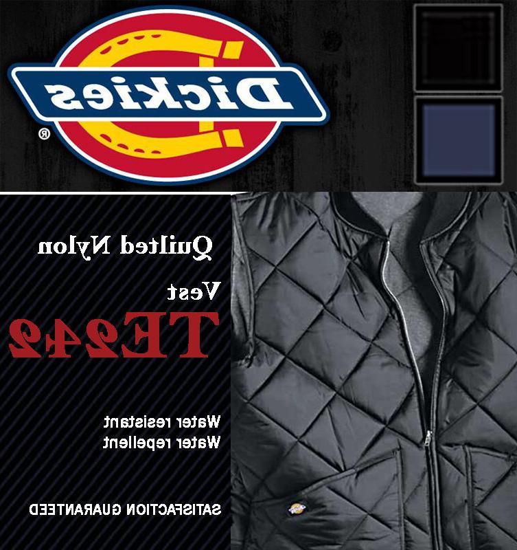 men s nylon vest jacket te242 diamond