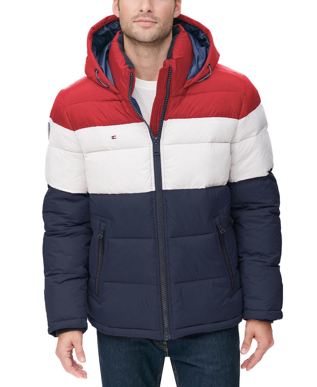 Tommy Heavyweight Micro Fleece Hooded Jacket