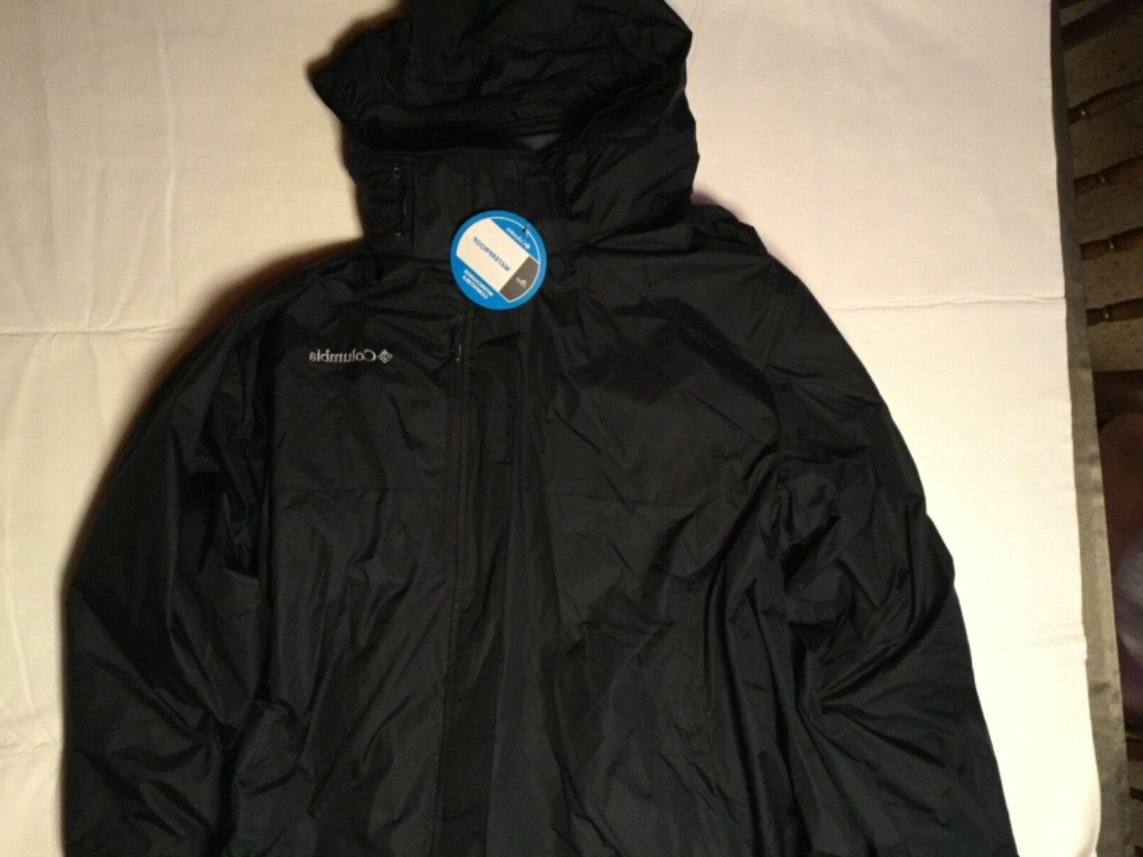 men s rockaway mountain interchange systems jacket