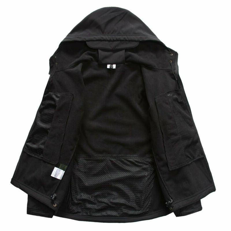 MAGCOMSEN Outdoor Softshell Jacket Hunting