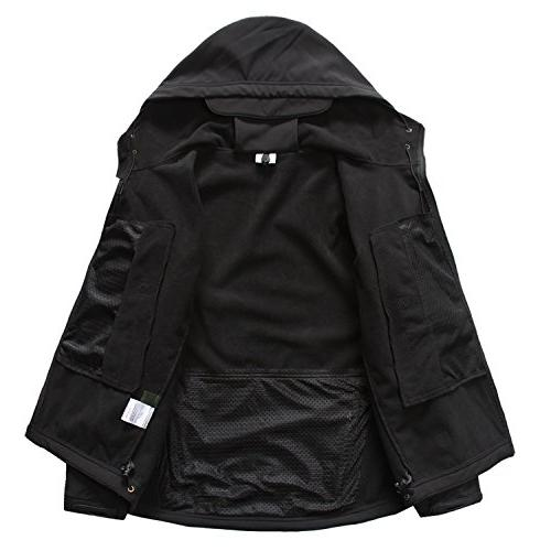 MAGCOMSEN Men's Tactical Militray Hunting Ops Camping