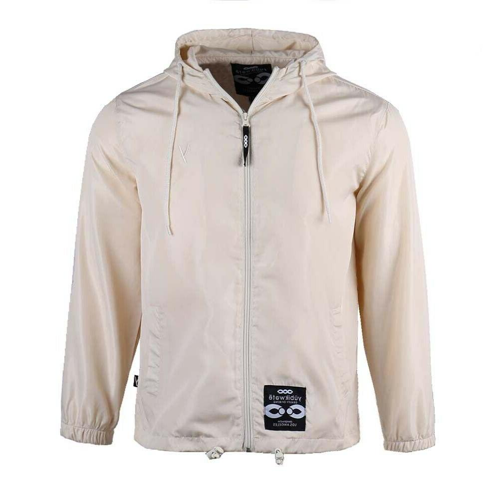 Men's Teen Fashionable Comfort Soft  Lightweight Windbreaker