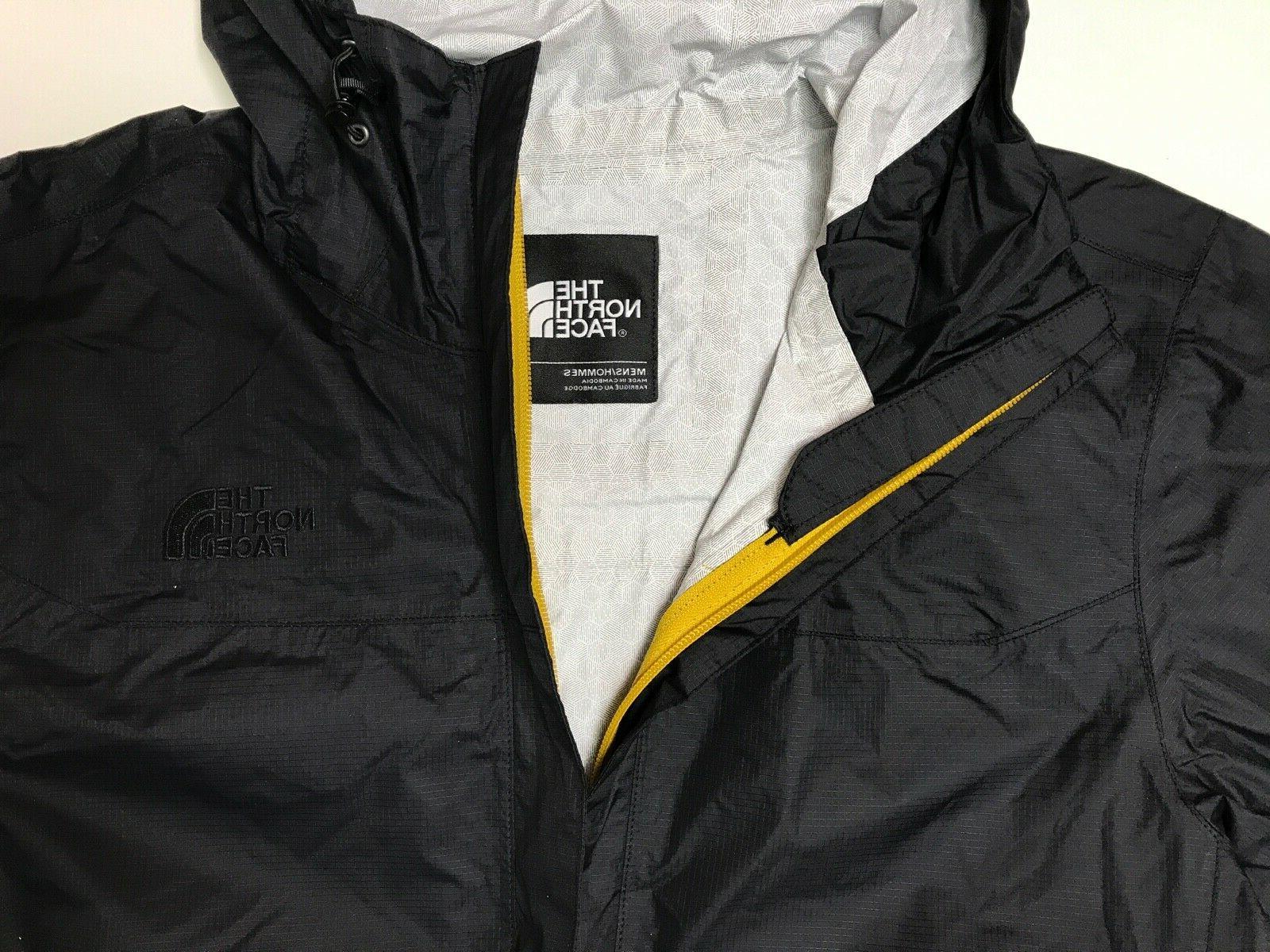 The Face Men's Jacket Black NEW