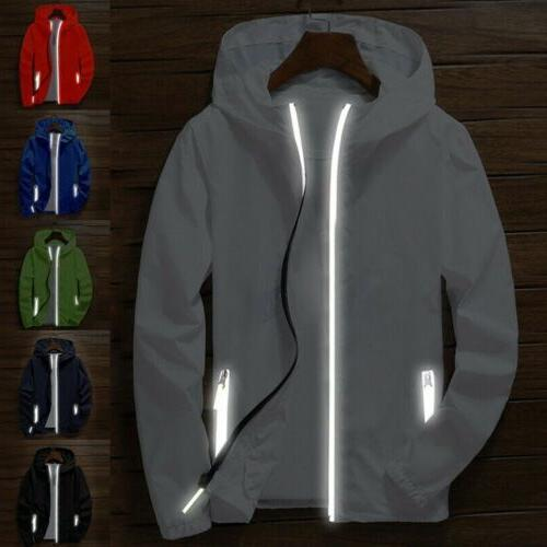 Men's Waterproof Windbreaker Outwear