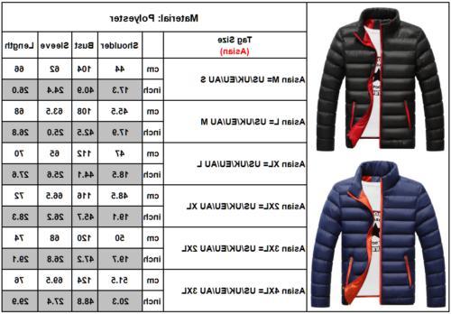 Men's Down Jackets Jacket Outerwear