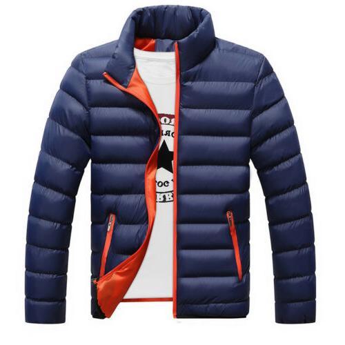 Men's Winter Down Jackets Ski Puffer Jacket Outerwear