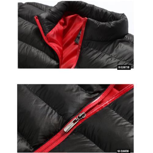 Men's Warm Down Jackets Jacket Outerwear