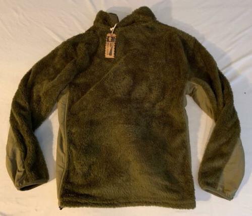 Kodiak Fleece Jacket FR7 Green