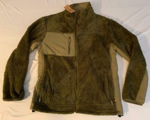 men s zip up kodiak fleece jacket