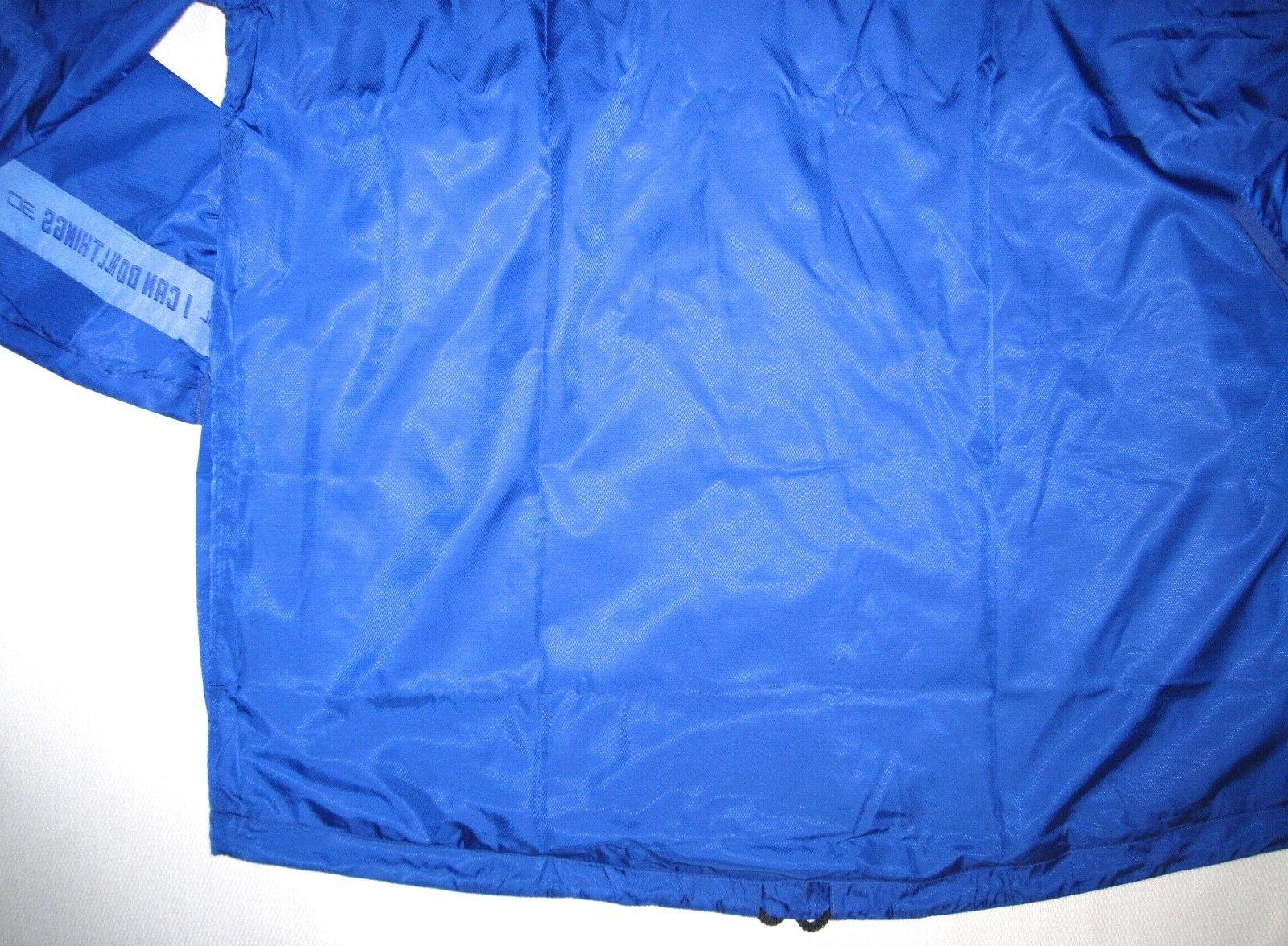 MEN UNDER ARMOUR CURRY FULL ZIP HOODED XL NWT