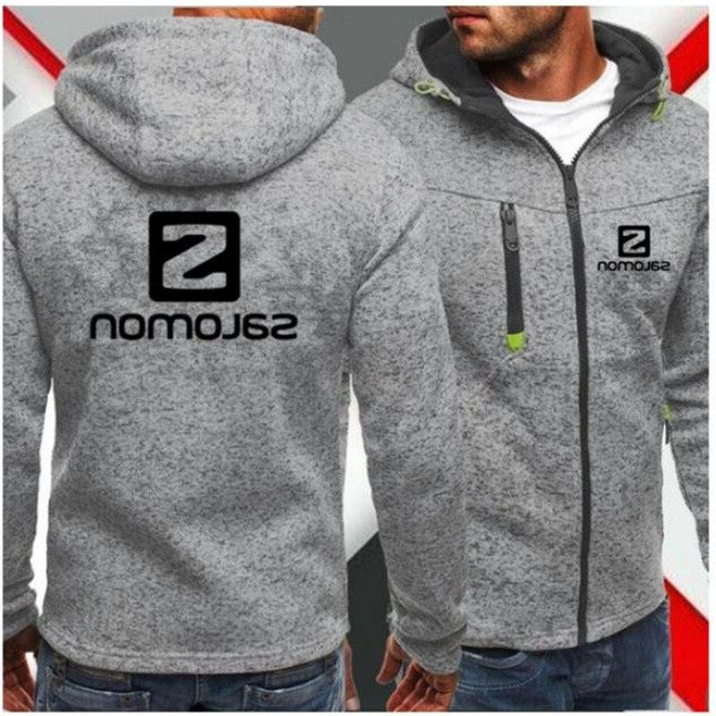 men sports casual wear zipper copine fashion