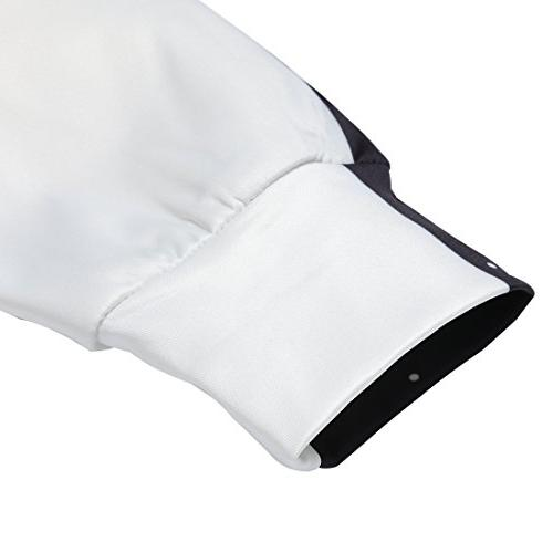 Uideazone Galaxy Zip Jacket Cool Graphic Sweatshirts Coat