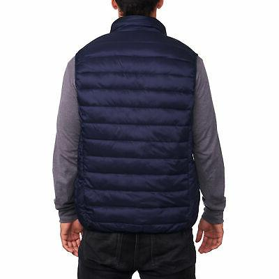 Alpine Swiss Alternative Packable Puffer