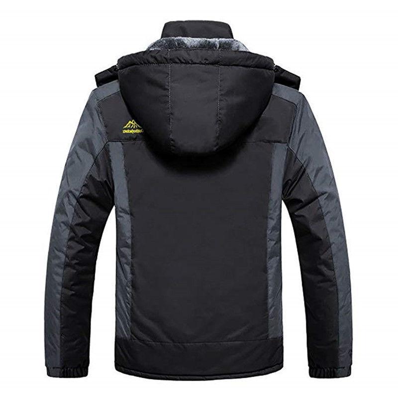 CRYSULLY Fleece Jackets Parka Coats