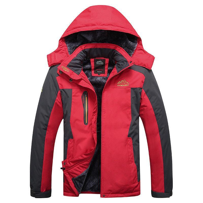 CRYSULLY Jackets Snowboard Outwear Sports Parka