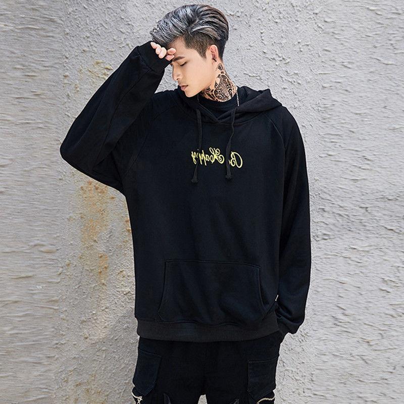 Mens Face Fashion Print Hoodie Sweatshirt Jacket
