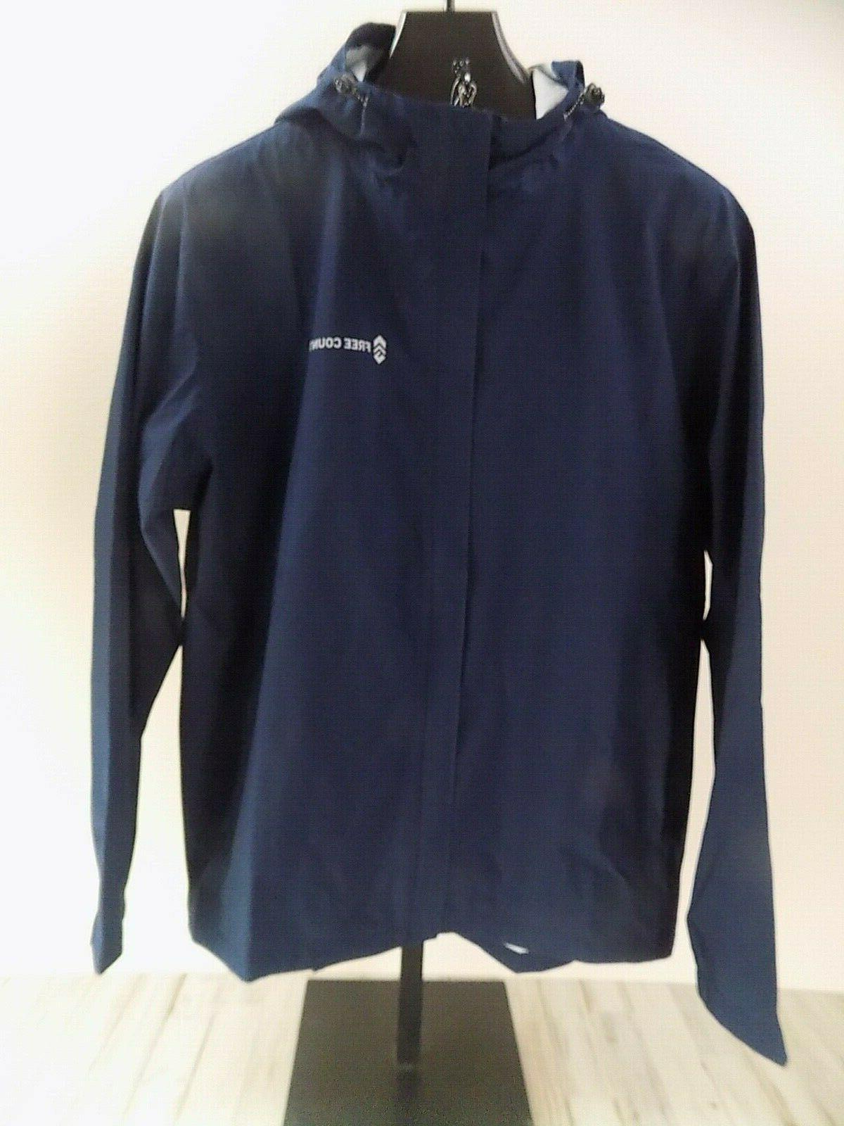 Lite hooded Waterproof Jacket Windbreaker XL 2X