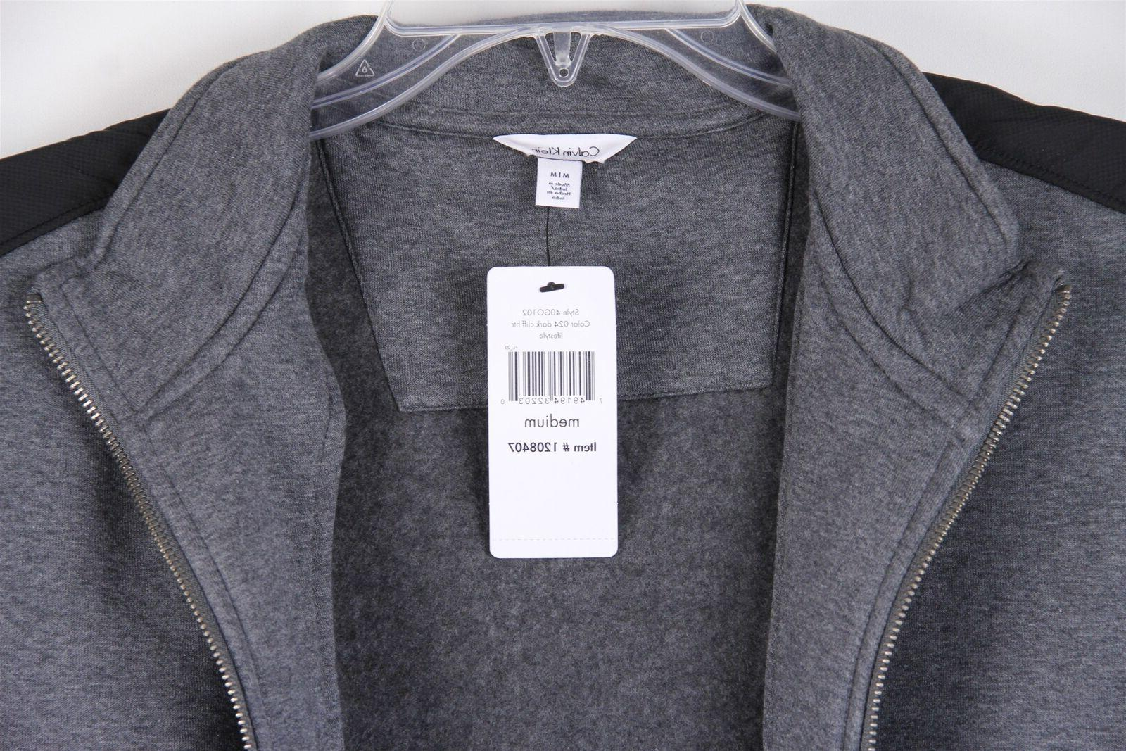 Calvin Klein Mens Jacket M Medium New