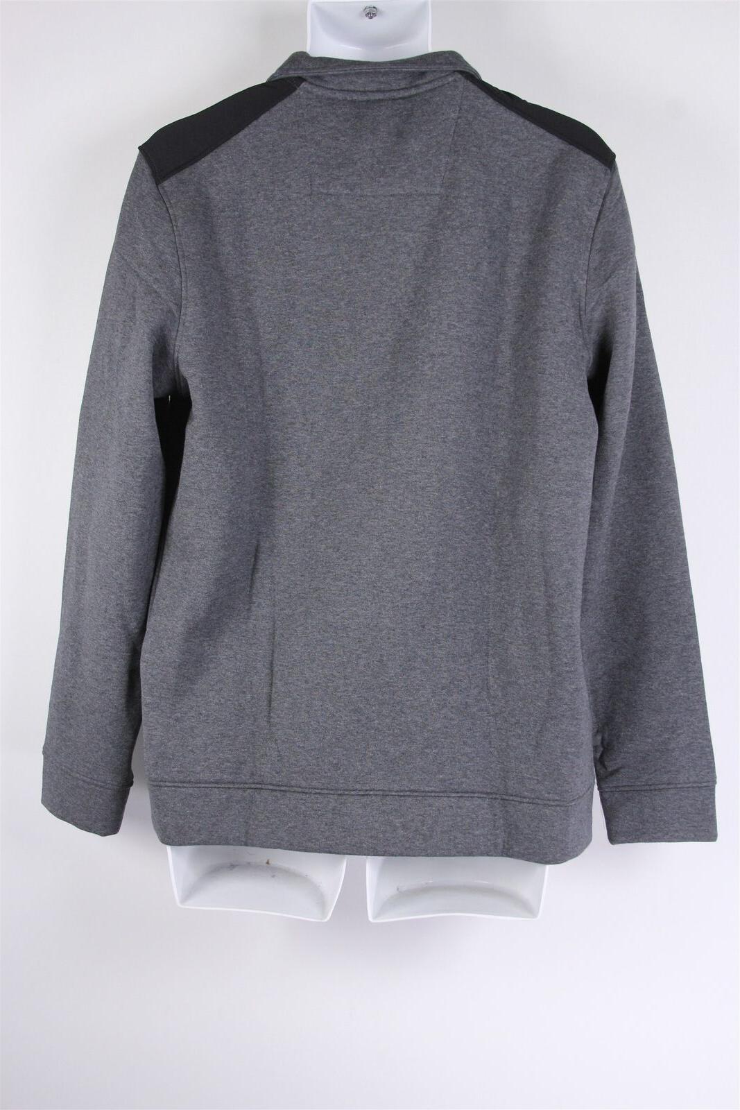 Calvin Mens Jacket M Grey New